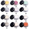 12pcs Colorful Nail Glitter Magic Mirror Chrome Effect Dust Shimmer Powder Home Phone S Case Glass