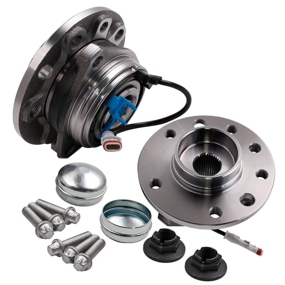 For Vauxhall Astra MK5 2004-14 5 Stud Front Wheel Bearing + Hub Kit VKBA3651 FBK973; PWK0696 стоимость