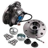 For Vauxhall Astra MK5 2004 14 5 Stud Front Wheel Bearing + Hub Kit VKBA3651 FBK973; PWK0696