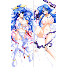 Japanese Anime kanna Hugging Pillow Cover Case Pillowcase Decorative Pillows 2Way 50*160cm