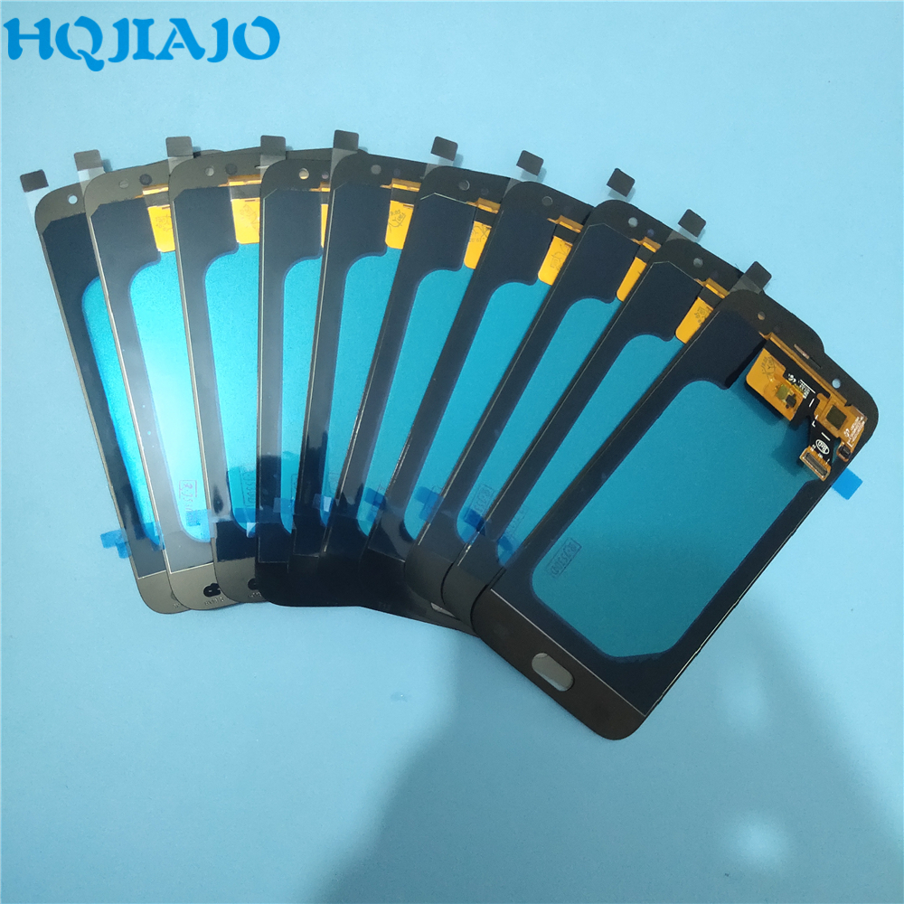 10Piece lot LCD For Samsung J530 J5 Pro 2017 J530Y Touch Screen Digitizer LCD Display For