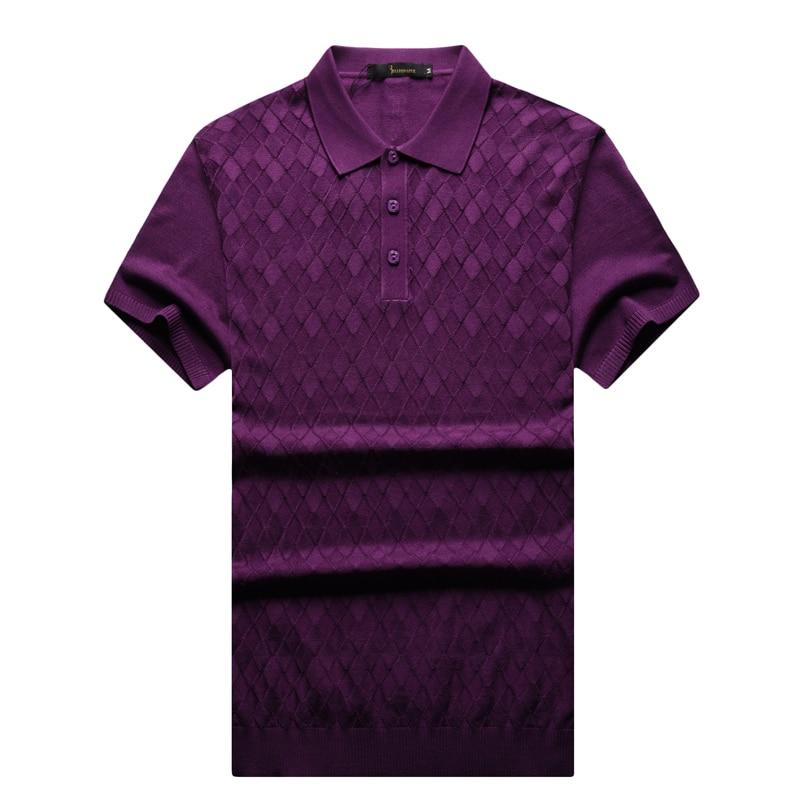 الملياردير الإيطالي كوتور t قميص الرجال 2017 جديد أسلوب التجارة الراحة عارضة بلون هندسية مصممة الشحن المجاني-في تي شيرتات من ملابس الرجال على  مجموعة 3