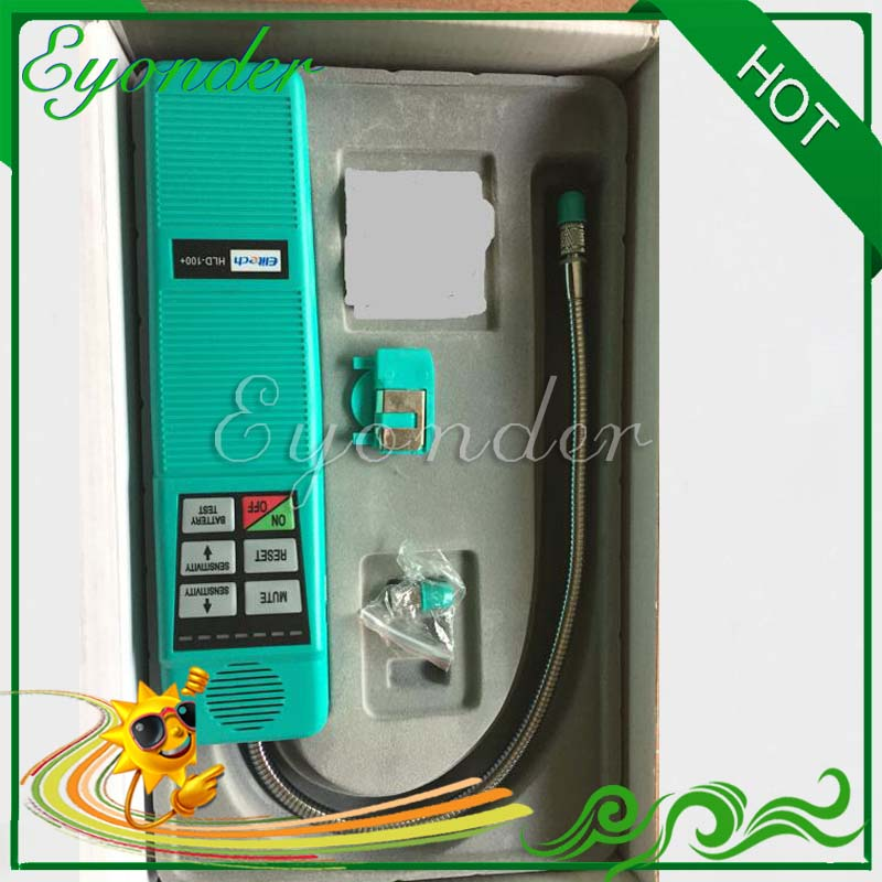 Car Auto A C AC Air Conditioning System Repair Tool Halogen Refrigerant Gas Tester leak detector