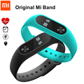 Оригинал Xiaomi Mi Группа 2 Смарт Браслет Фитнес-Трекер Smartband IP67 Сердечного ритма Монитор Сна Xiomi Smartband