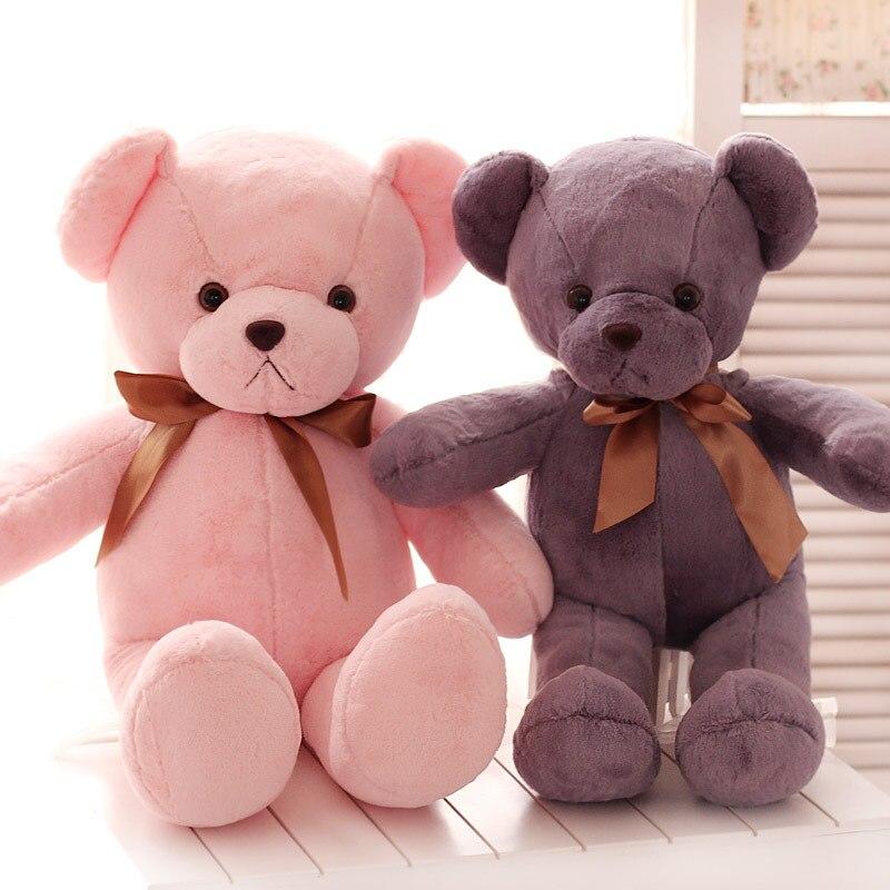Кэндис Го! Новое поступление милые плюшевые игрушки милый цвет Мишка, кукла Святого Валентина подарок на день рождения 1 шт.