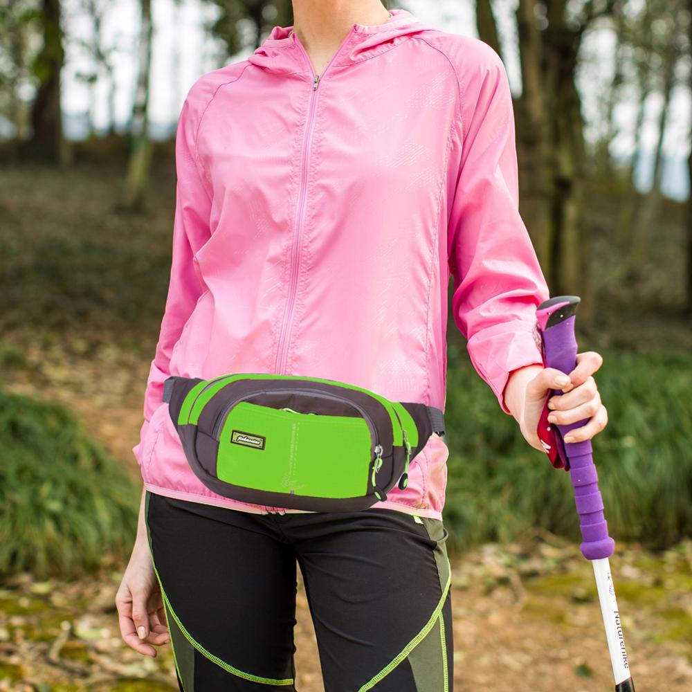 Quality Waist Pack For Men Women Casual Functional Fanny Pack Bum Bag Hip Money Belt Travelling Mountaineering Mobile Phone Bag new 3d colorful waist pack for men fanny pack style bum bag unicorn women money belt travelling mobile phone bag