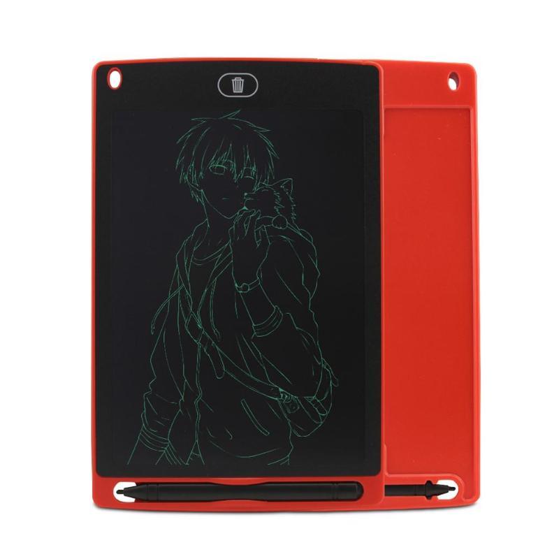 Tableta de escritura LCD inteligente Bloc de notas electrónico 21