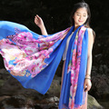 The spring and autumn all-match sun beach towel Scarf Shawl scarves shawls long summer dual-purpose super female scarf wj27