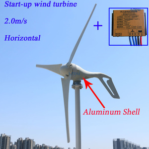 New 400w wind turbine 48v for