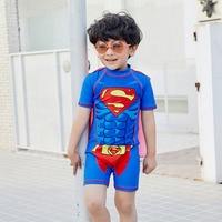 Kinder Einteiliges Badeanzüge Kinder Badeanzüge Vertuschung Badebekleidung Minions Badeanzug Batman Schwimmen Junge Kinder Sport Beachwear