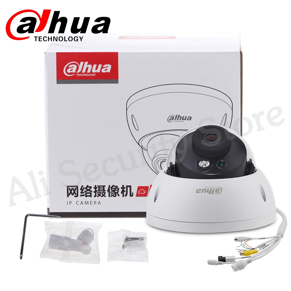 Image 5 - Dahua IPC HDBW4631R AS 6MP IP Camera POE IK10 IP67 Audio in/out & Alarm SD Card Slot Upgrade from IPC HDBW4431R AS with logo-in Surveillance Cameras from Security & Protection