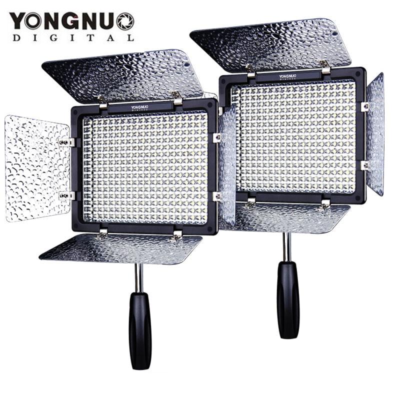 bilder für YONGNUO YN300 III YN-300 III Für Canon Nikon Pentax Olympas DLSR Led-kamera-videoleuchte Einstellbare Farbtemperatur 3200 Karat-5500 Karat