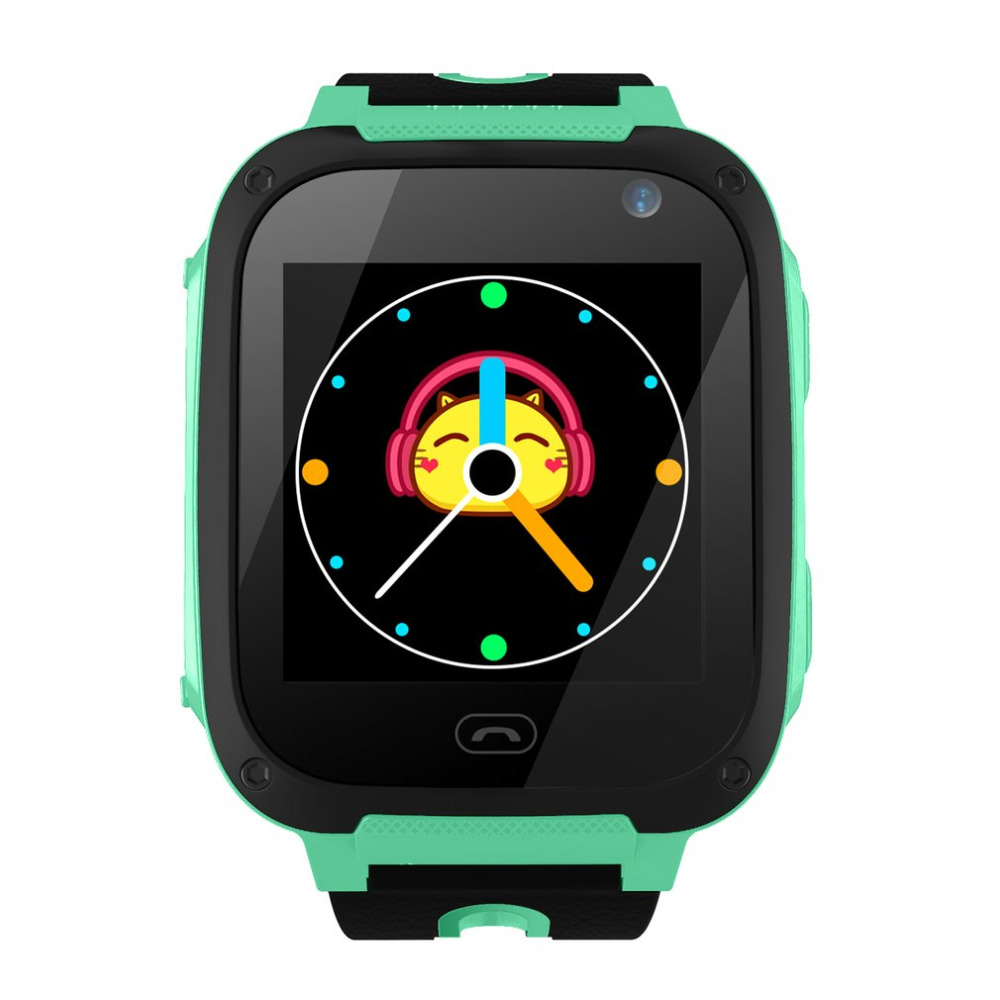 G36M-S4 Children Smart Watch 1.44 INCH Touch Screen GPRS LBS Location SOS Call Remote Monitor GSM Anti-Lost Watch for Kid