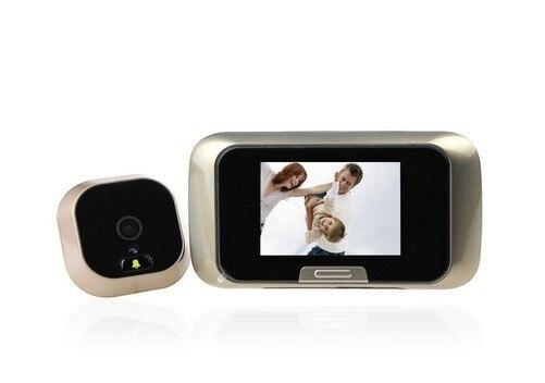 ФОТО SDR Video Door Phone ,Digital Peephole Viewer ,Mult-Functional Video Doorbell ,Door Camera TF Card Storage
