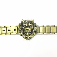Factory Direct Sales In 2017 The New Youth Self Defense Alloy Belt Buckle Wang Shishang Belt