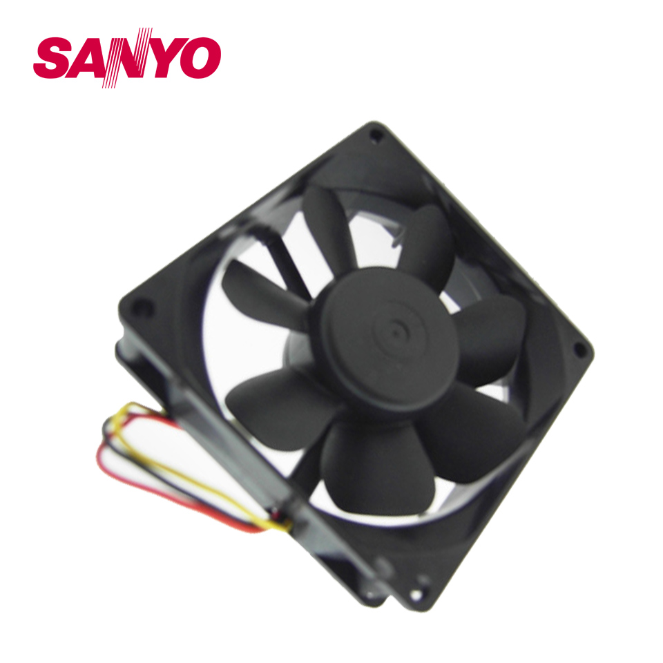 Brand new inverter fan 109R0824H402 24V instrumentation axial 80*80*25mm