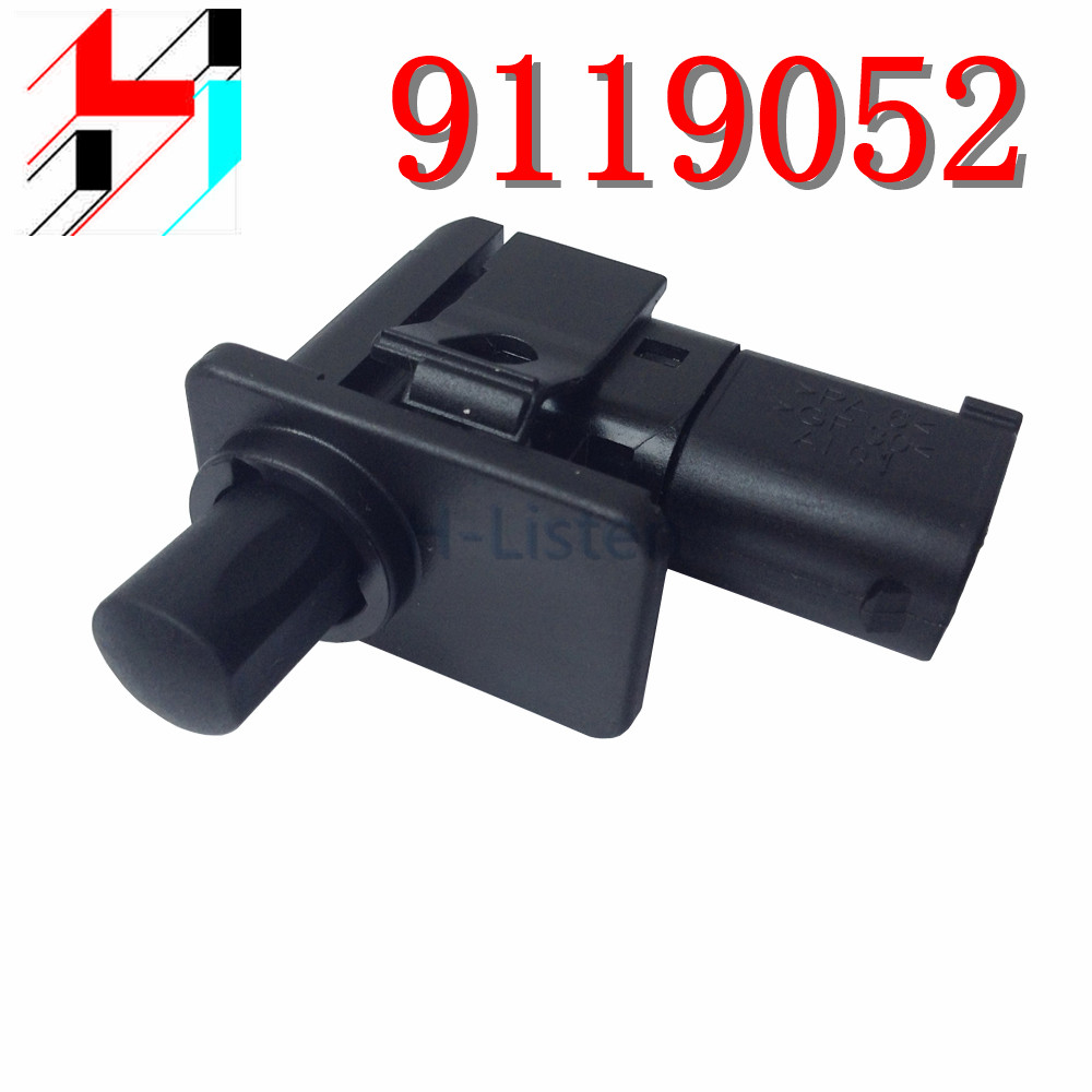 (10pcs) PDC Pressure sensor 9119052 for  1 3 5 6 Series E39 E46 E53 E60 E61 E63 E64 E65 E81 E82 E87 E90 E92 R56