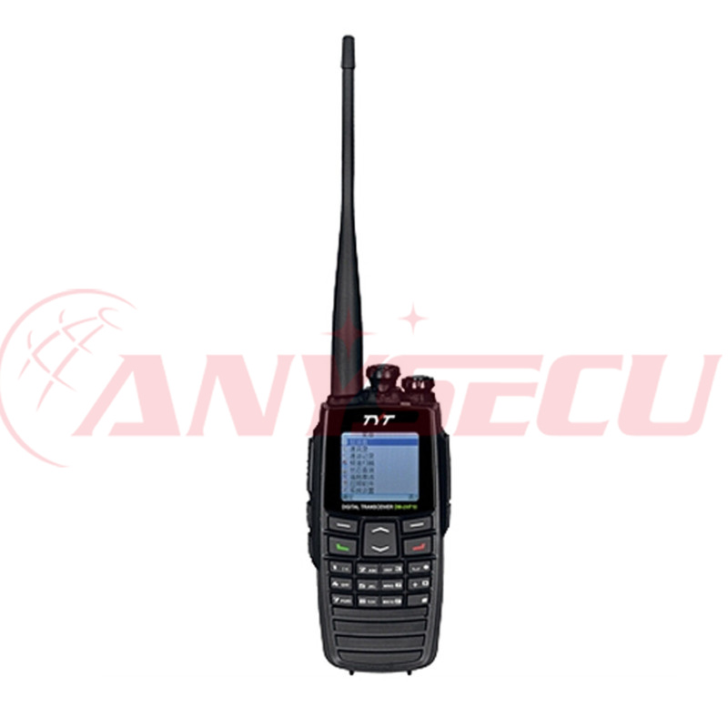 TYT DPMR цифровой walkie talkie DM UVF10 двойной дисплей dual band
