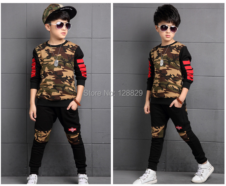 Boys Clothing Sets (1)