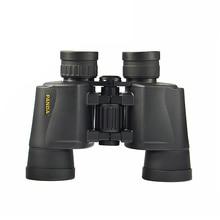 Compact Binocular Telescope 8x40 Black HD lll Night Vision Wide Angle Binoculars Portable Outdoor Camping Hunting Telescopes цена