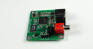 Image 5 - TZT CM6631A 24bit/192khz USB to Coaxial and Optical fiber SPDIF and I2S by LJM New version