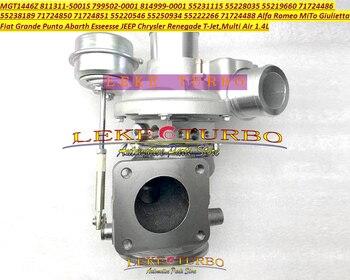 MGT1446Z 811311-5001 S 799502-0001 799502-0002 811311-0002 55248413 55238189 Турбокомпрессор 《 Alfa Romeo Giulietta мульти воздуха 1.4L >> LEKE  TURBO  Turbocharger Store