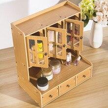 DIY Desk Sets Multifunctional Organizer Holder Set Storage Box