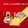 Mijing 7in 1 teste emmc tool aplicar para iphone 4g/4s/5g/5S/5c/6g/6 plus 7 modelos de pequeno/grande emmc ler e escrever