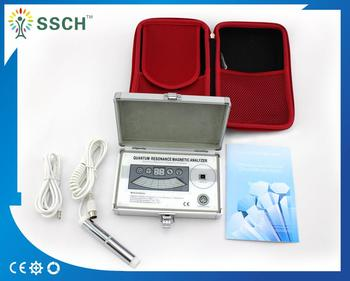 SSCH Good Quality New Massager Body Analyzer in English Spanish or other Languages Version DHL Free Shipping цена 2017