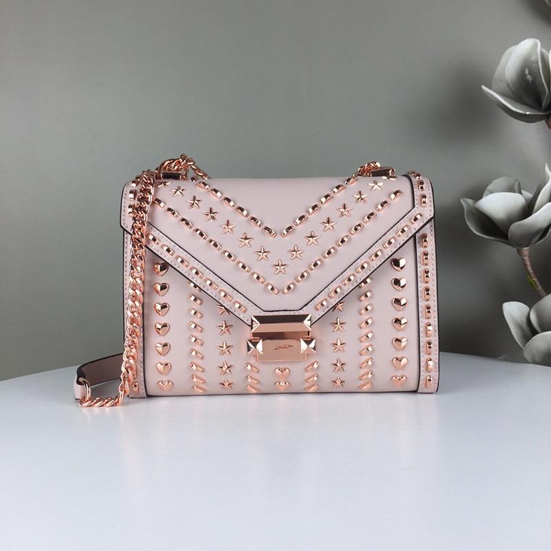 Роскошные женские сумки, дизайнерские сумки из натуральной кожи, женские сумки через плечо, красивая сумка