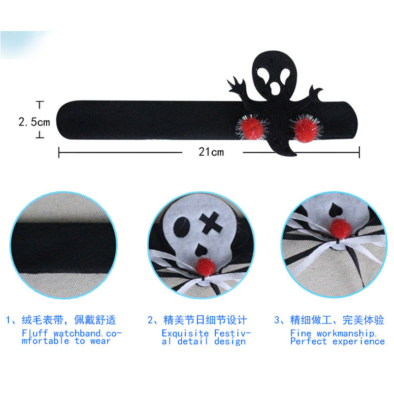 Hot Halloween Funnies 5pcs Pops Ring Christmas Decorations Novelty ...