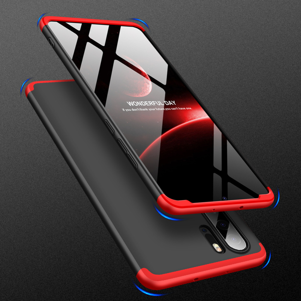 For Huawei P30 Pro Case 360 Degree Full Body Cover Case For Huawei P30 Pro Hybrid Shockproof Case for Huawei P30Pro Phone Shell
