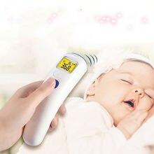 lcd цифровой Бесконтактный ИК инфракрасный термометр уход за ребенком лоб поверхность тела измеритель температуры Многофункциональный