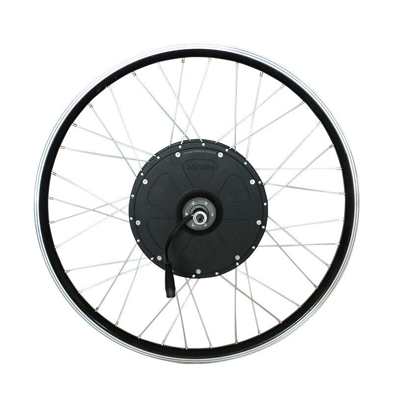 1000 W moteur roue pour puissant vélo électrique 48 V moteur pour Ebike vtt vélo électrique Kit roue pour vtt vélo Bicicleta Eletrica