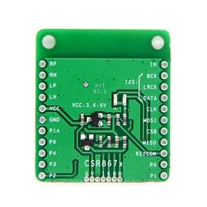 Image 3 - CSR8675 Bluetooth V5.0 Low Power Bluetooth Audio Module APTX HD Lossless Compression I2S Fiber SPDIF