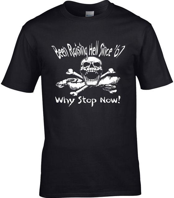 Rockabilly Psychobilly Punk 50th Birthday T Shirt Add Your Own Year Mens 1967 Men