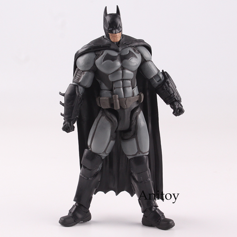 Super Heros Batman The Dark Knight Rises Figurines PVC Action Figure Toy Present 19cm batman dark knight volume 3 mad