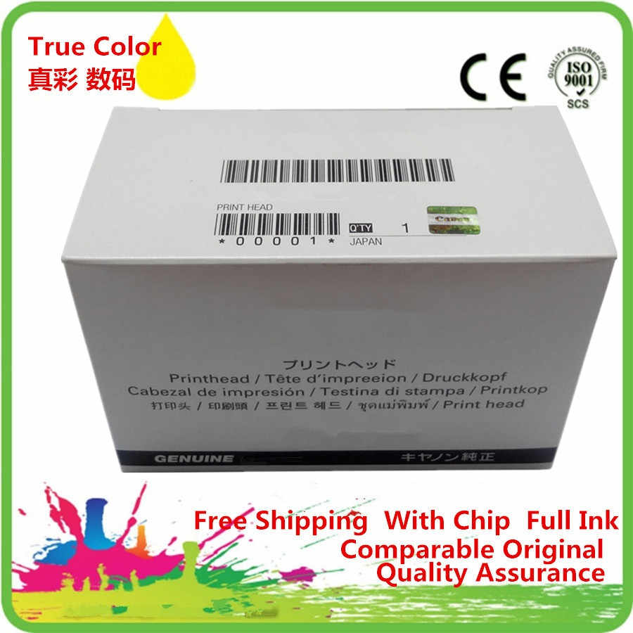 QY6-008000 QY6-0080 Printhead Print Head Printer Remanufactured Untuk Canon iP4820 iP4850 MG5250 iX6550 MX885 MX715 MG5220 iX6520