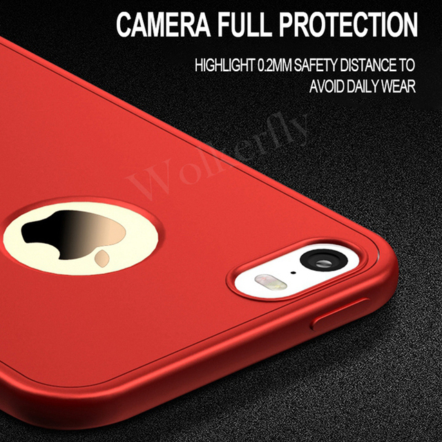 iPhone Plus Luxury funda Soft Silicone Cover  for iPhone Full body