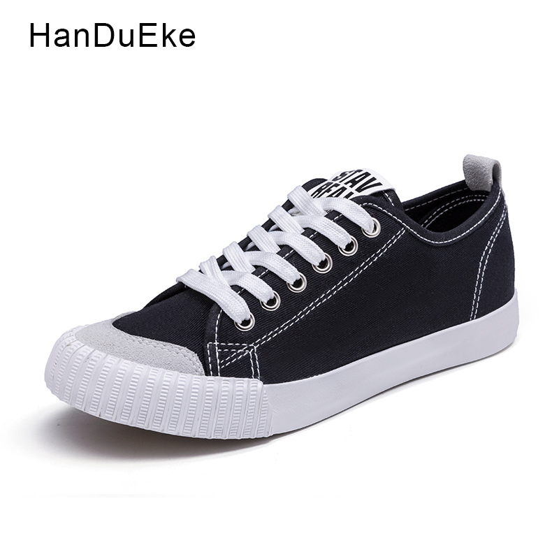 Casual Canvas Shoes Women Flats Round Toe Lace Up Solid White Basic Female Shoes 2018 Spring Khaki Grey Black Large Size 41 44 e toy word canvas shoes women han edition 2017 spring cowboy increased thick soles casual shoes female side zip jeans blue 35 40