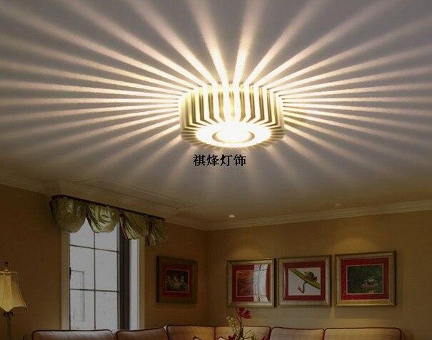 Illuminazione Ingresso Faretti : Led luci corridoio luci ingresso corridoio girasoli soffitto del