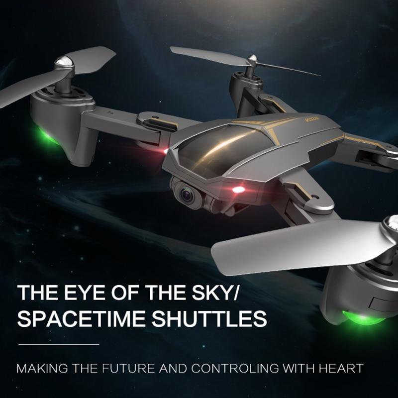 VISUO XS812 GPS RC Hélicoptère Mini Pliable Selfie RC Drone Wifi 2MP/5MP HD Caméra 5g WIFI FPV RC Quadcopter VS SG900 Dron Cadeau