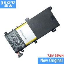 Оригинальный аккумулятор для ноутбука JIGU C21N1333 C21NI333 для ASUS TP550L TP550LA TP550LD TP550LJ для трансформерной книги tp550 TP550LA