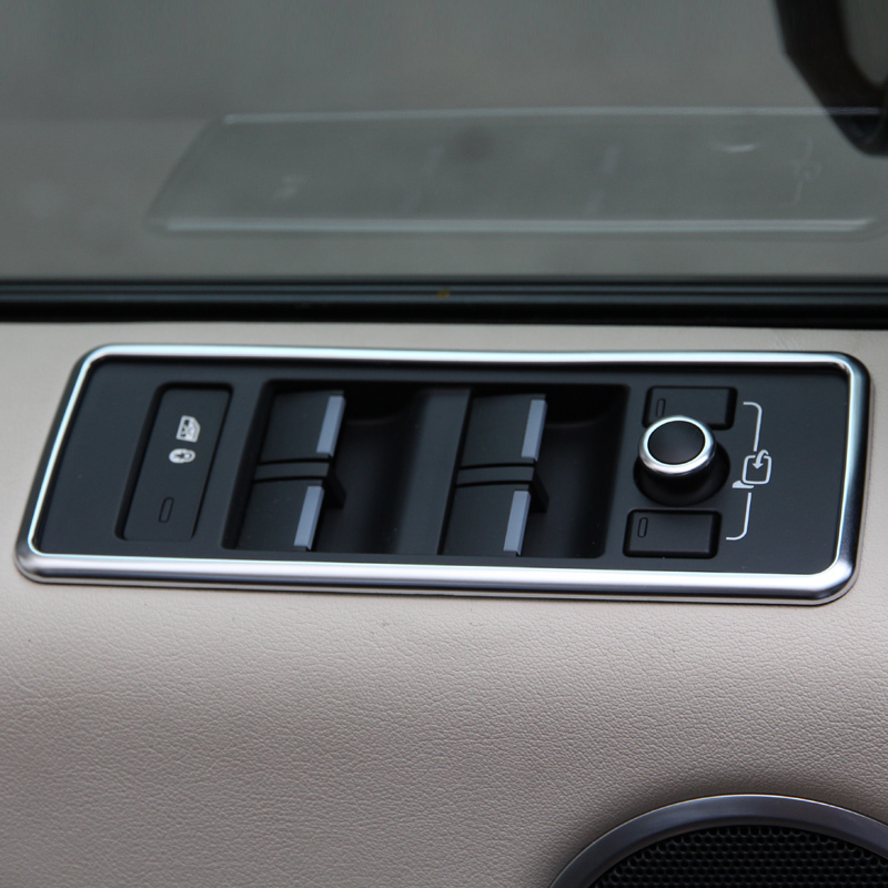 chrome window button cover trim sticker for range rover sport 2014 2015 auto accessories car styling  (1).JPG