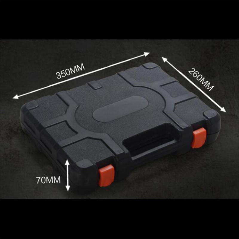 82pcs Combination repair tool box accessories Spanner diagnostic hand tool set kit multifuncti household tool Herramientas DN153 (14)
