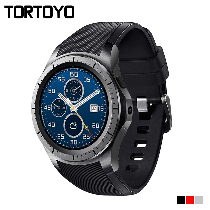 TORTOYO DM368 Plus 3G Smart Watch Phone 1.39 Android 5.1 OS 1GB 16GB Pedometer Heart Rate Monitor Bluetooth GPS WIFI Smartwatch i3 android 5 1 smart watch for android phone sync sms pedometer heart rate monitor wifi gps smartwatch silicone sport wristband