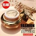 Puro hecho a mano natural de cuidado de la piel crema perla ginseng que blanquea la crema de protección solar de hadas