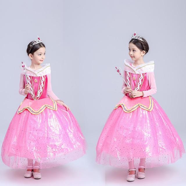 Niña Vestido de Princesa de Halloween Cosplay Fantasía de Cabritos ...