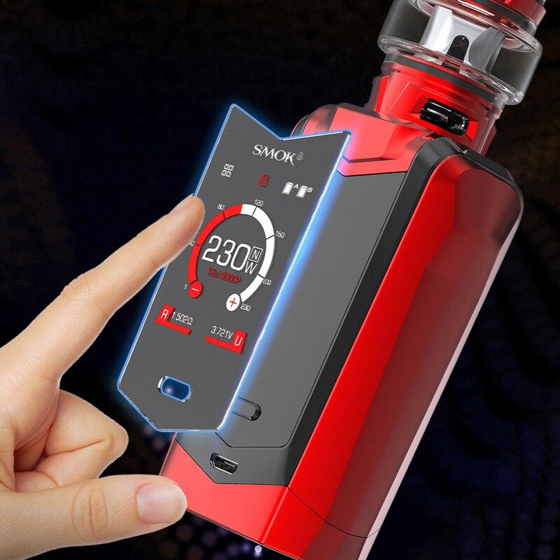 Hot Sale] New Smok Species Kit 230W Species Mod 2ml 5ml TFV8 Baby V2