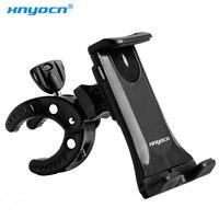 "5 3 3.5 ~ 12"" Bicycle Phone Holder Tablet Mount for ipad 1 2 3 Samsung Pad Universal Adjustable Handle Mount Bike Motorcycle Bracket (1)"